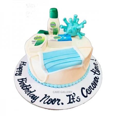 Be Safe Design Cake