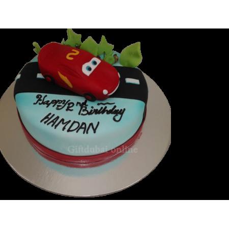 Kids Car Cake