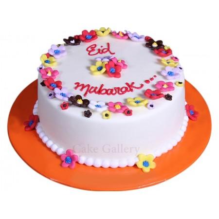 Eid Orange Cake