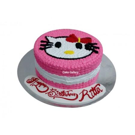 Kitty Cake 1