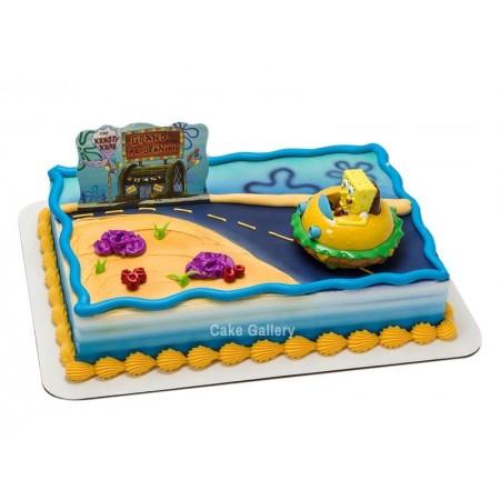 spongebob cake 3
