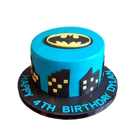 Batman Cake 04