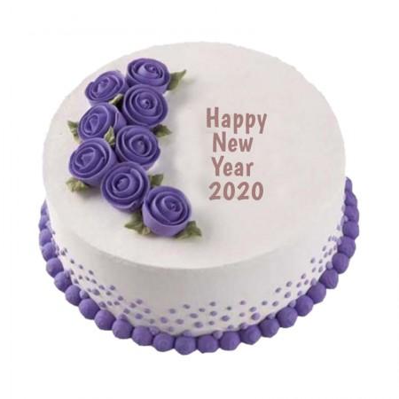 New Year Cake 08