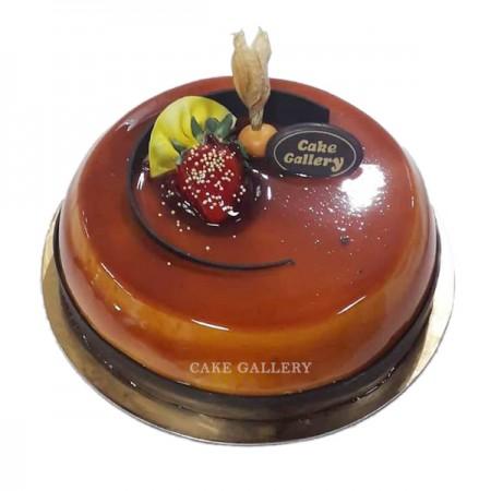 Cute Caramel cake