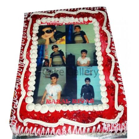 Rasal cake