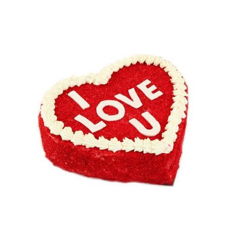 Valentine's Day Cake 1
