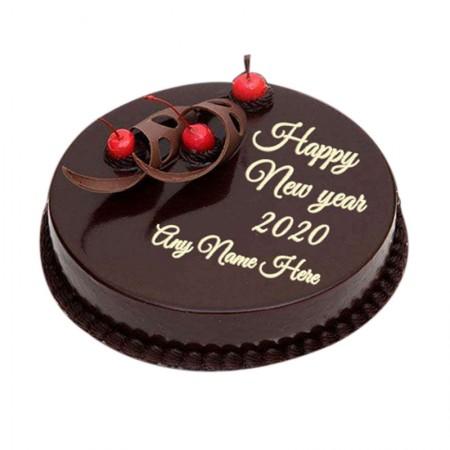 New Year Cake 07